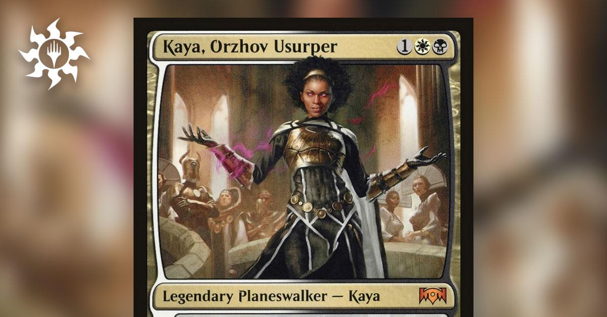Rna Booster Kaya Orzhov Usurper The Plainswalker #digital 2d #fantasy #illustration #character design #mtg #ravnica #kaya #planeswalker. rna booster kaya orzhov usurper